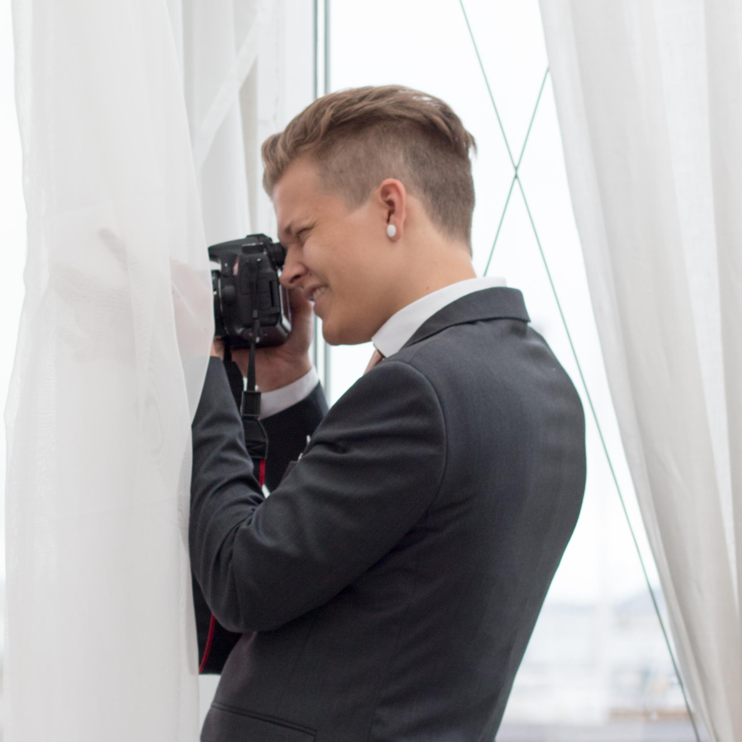 Go to Joacim Bohlander's profile