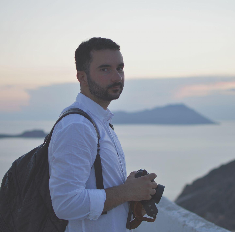 Avatar of user Angelo Pantazis