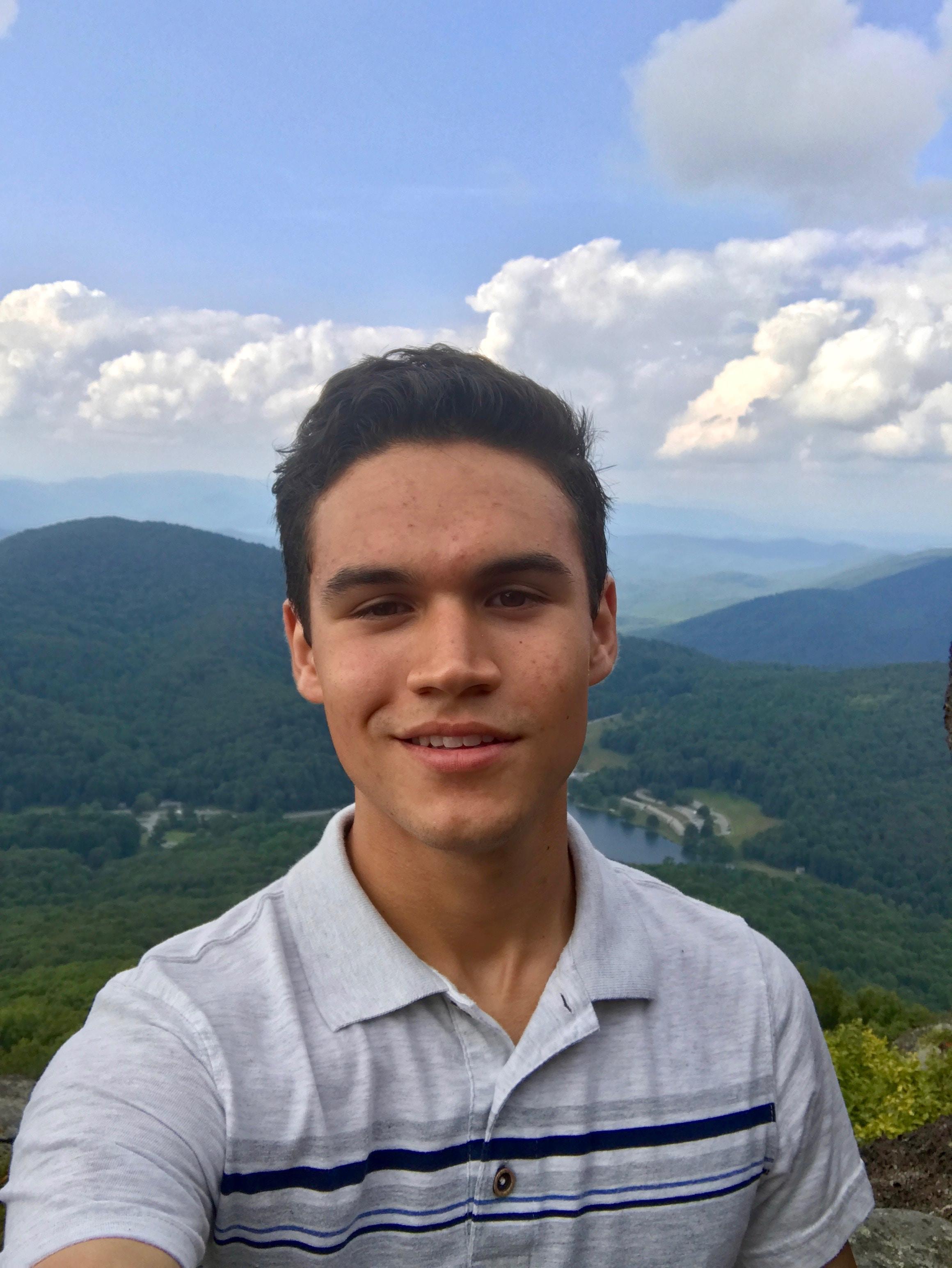 Go to Caleb Moreno's profile