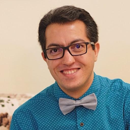 Avatar of user Behzad Ghaffarian