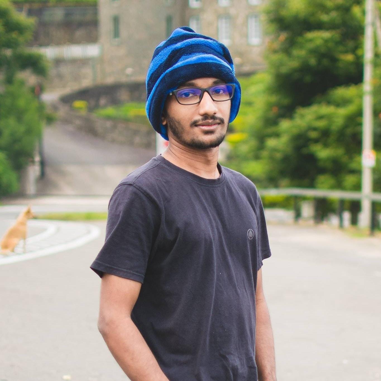 Go to Sachin Amarasinghe's profile