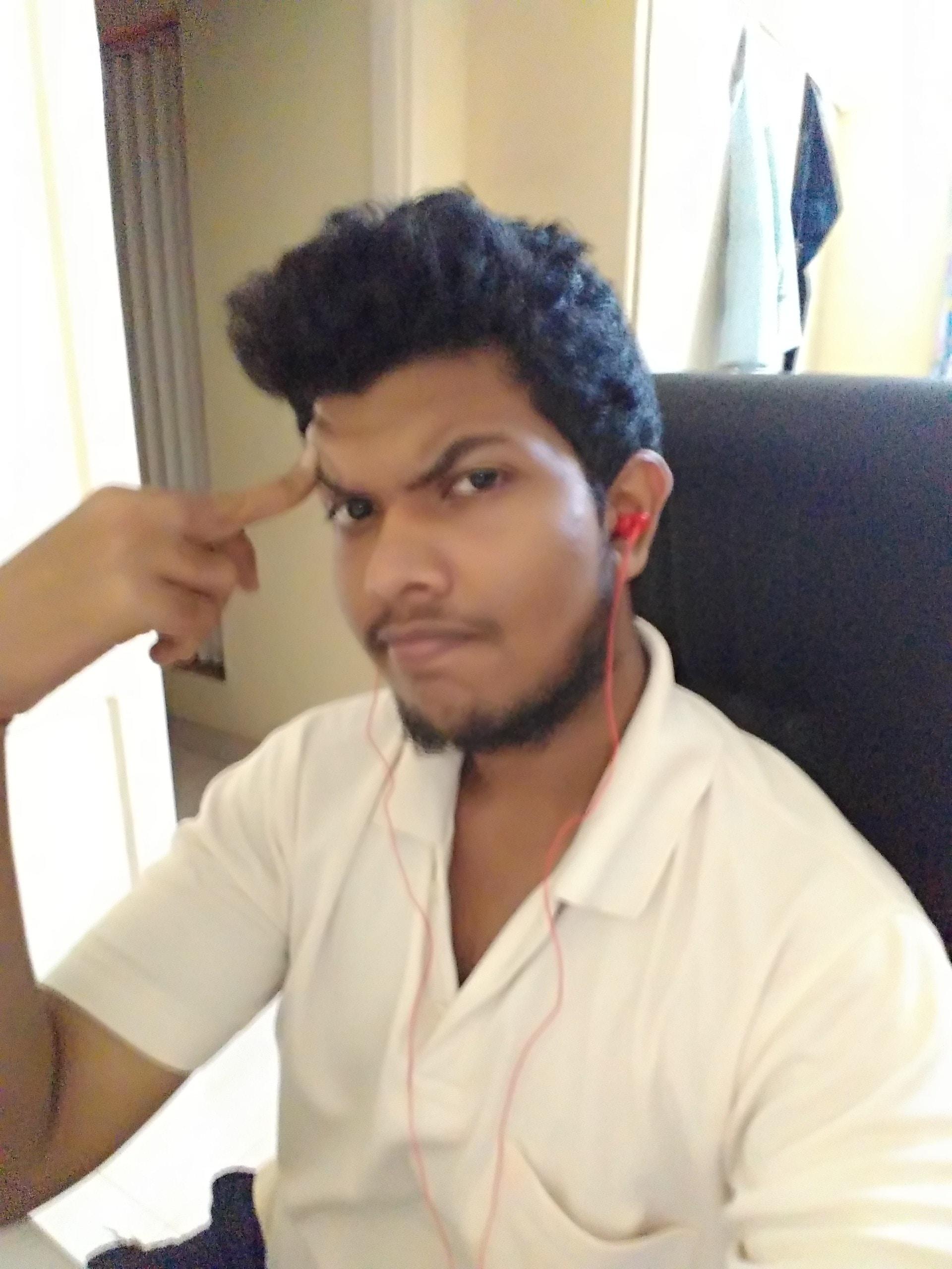 Go to VISAL NAIR's profile