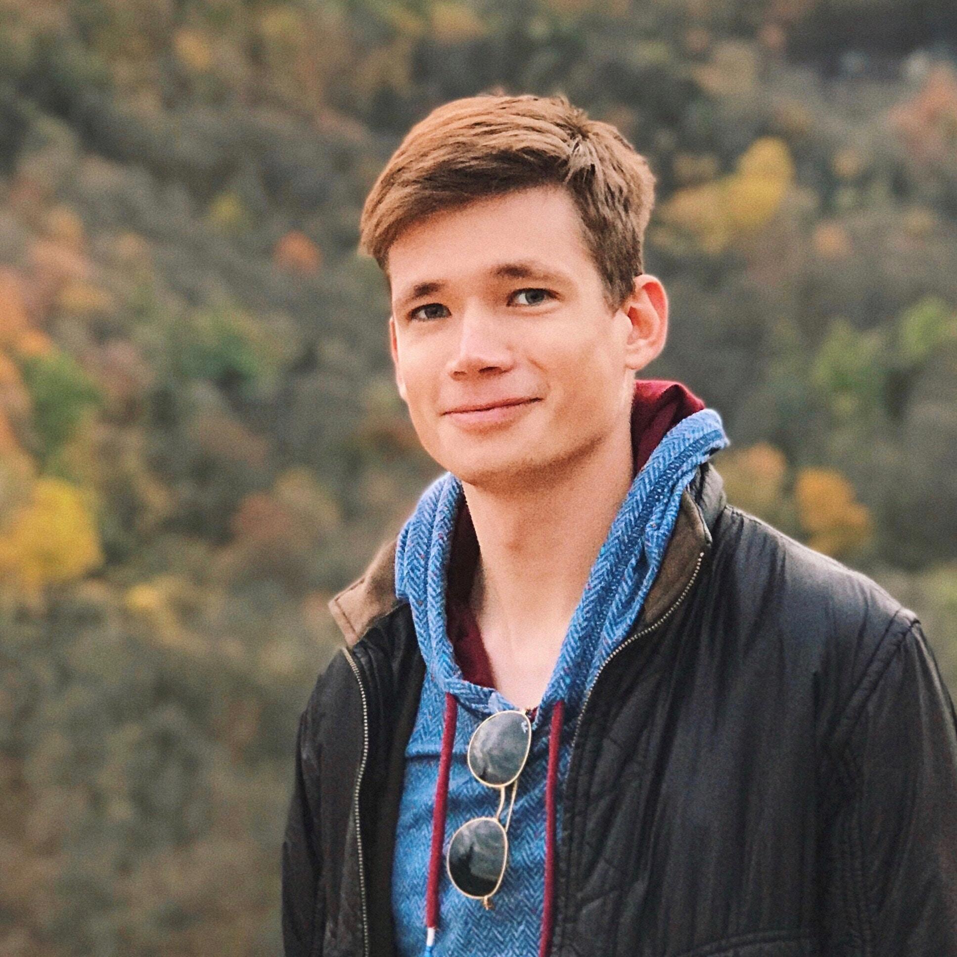 Go to Daniel Novykov's profile