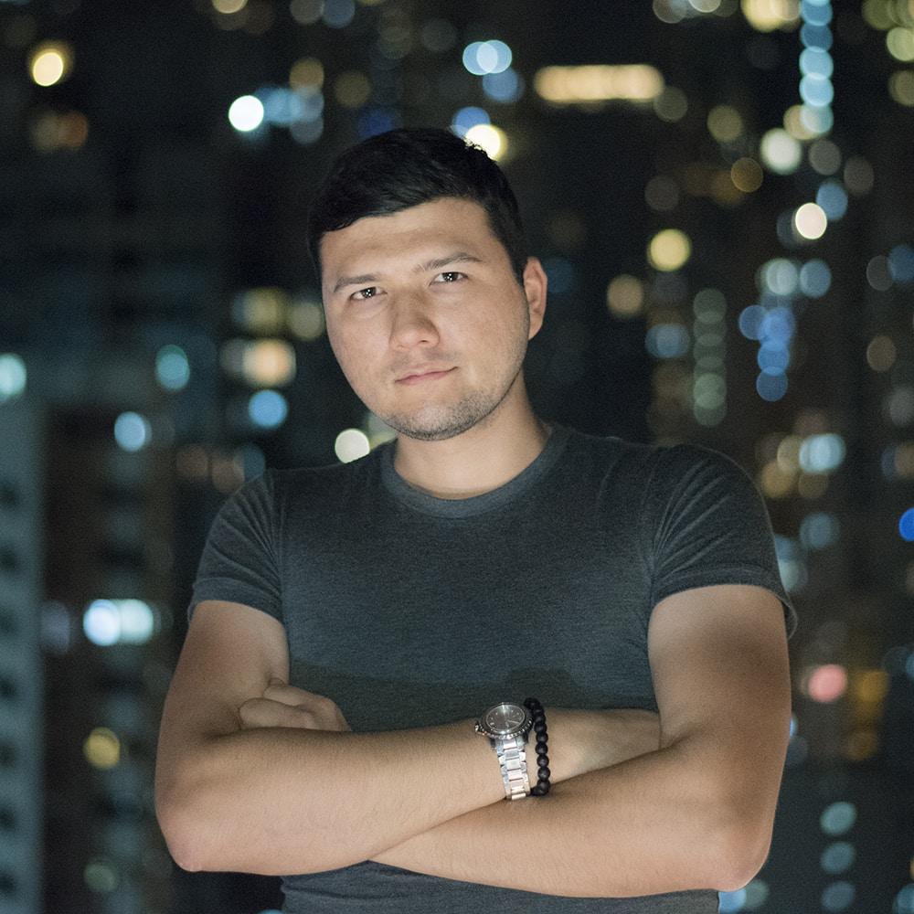 Avatar of user Nikita Andreev