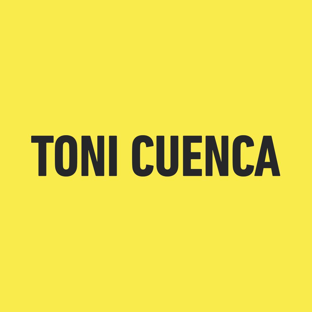 Avatar of user Toni Cuenca