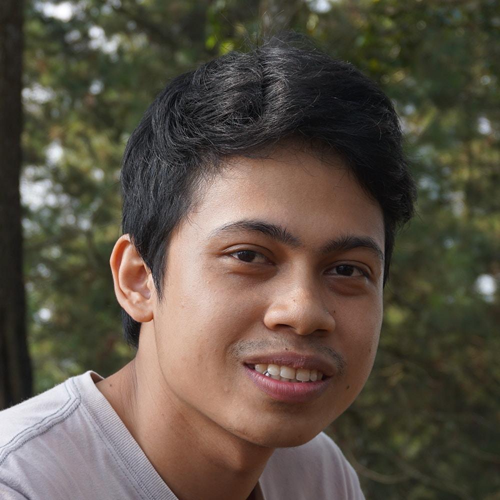 Go to I Putu Balda Yogi Pranata's profile