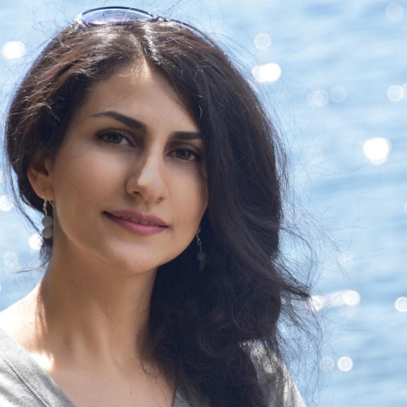 Go to Shekoofeh Azizi's profile