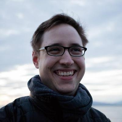 Avatar of user Patrick Ward