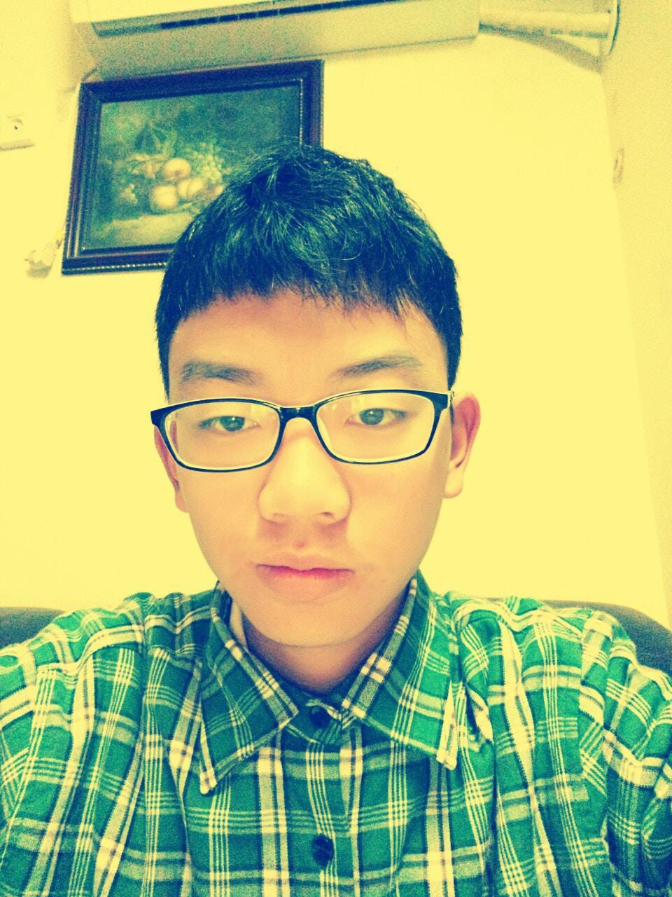 Avatar of user Yuheng Chen