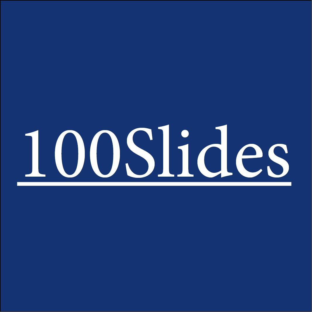 Avatar of user 100 slides
