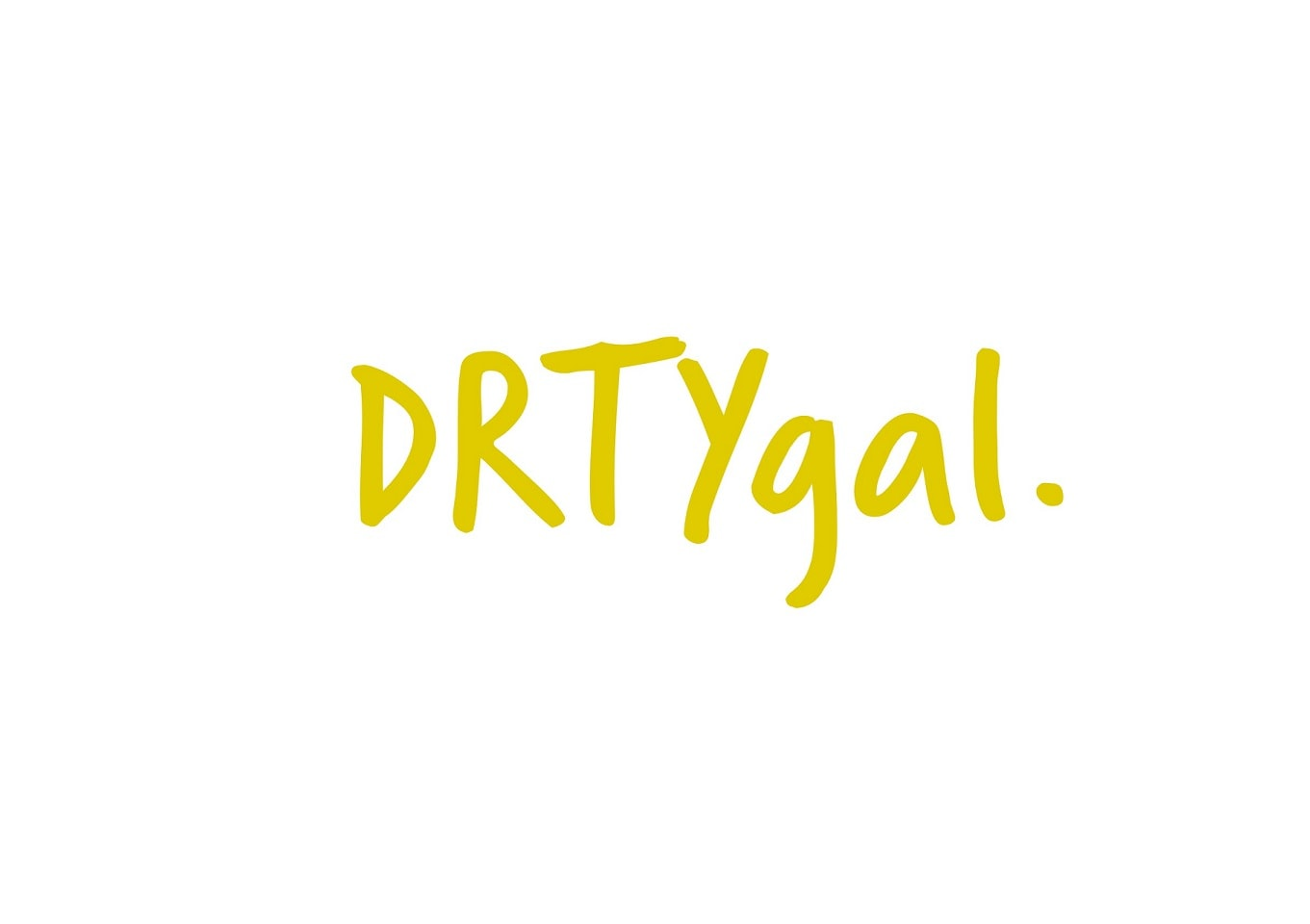 Avatar of user DRTYgal Skincare