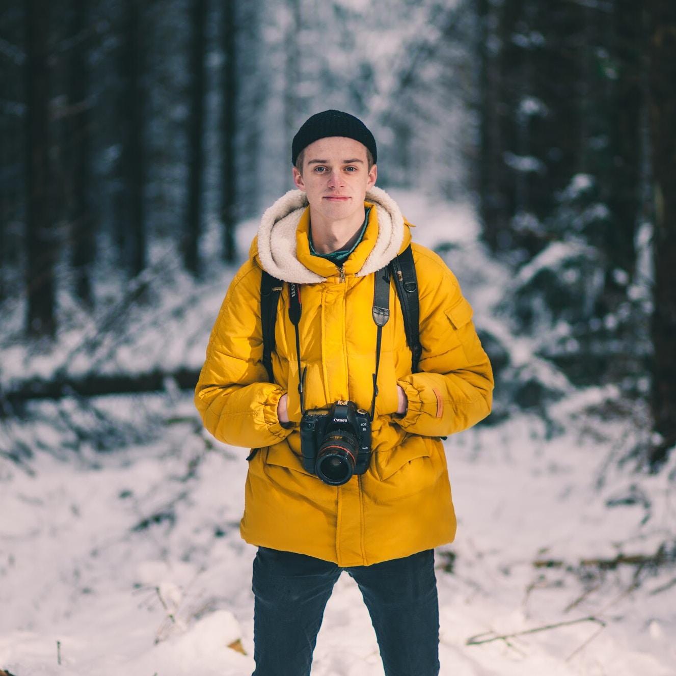 Avatar of user Luke Porter