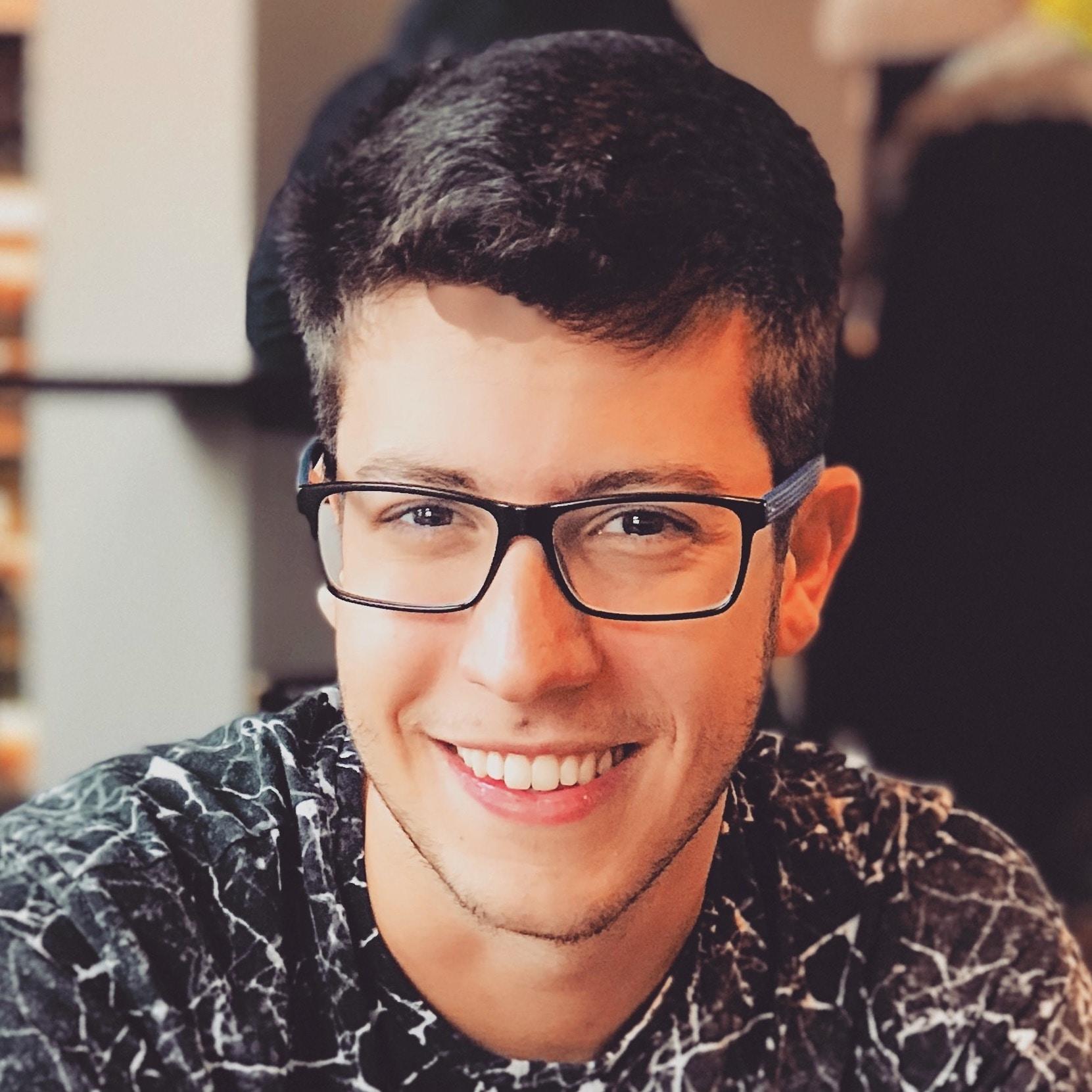 Avatar of user Gabriel Checchia Vitali