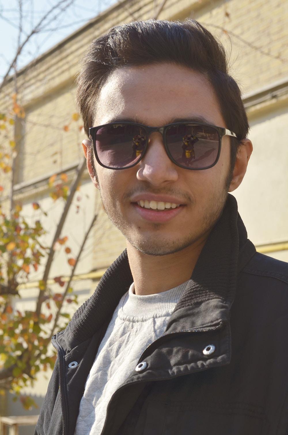 Go to Rasam Rostami's profile