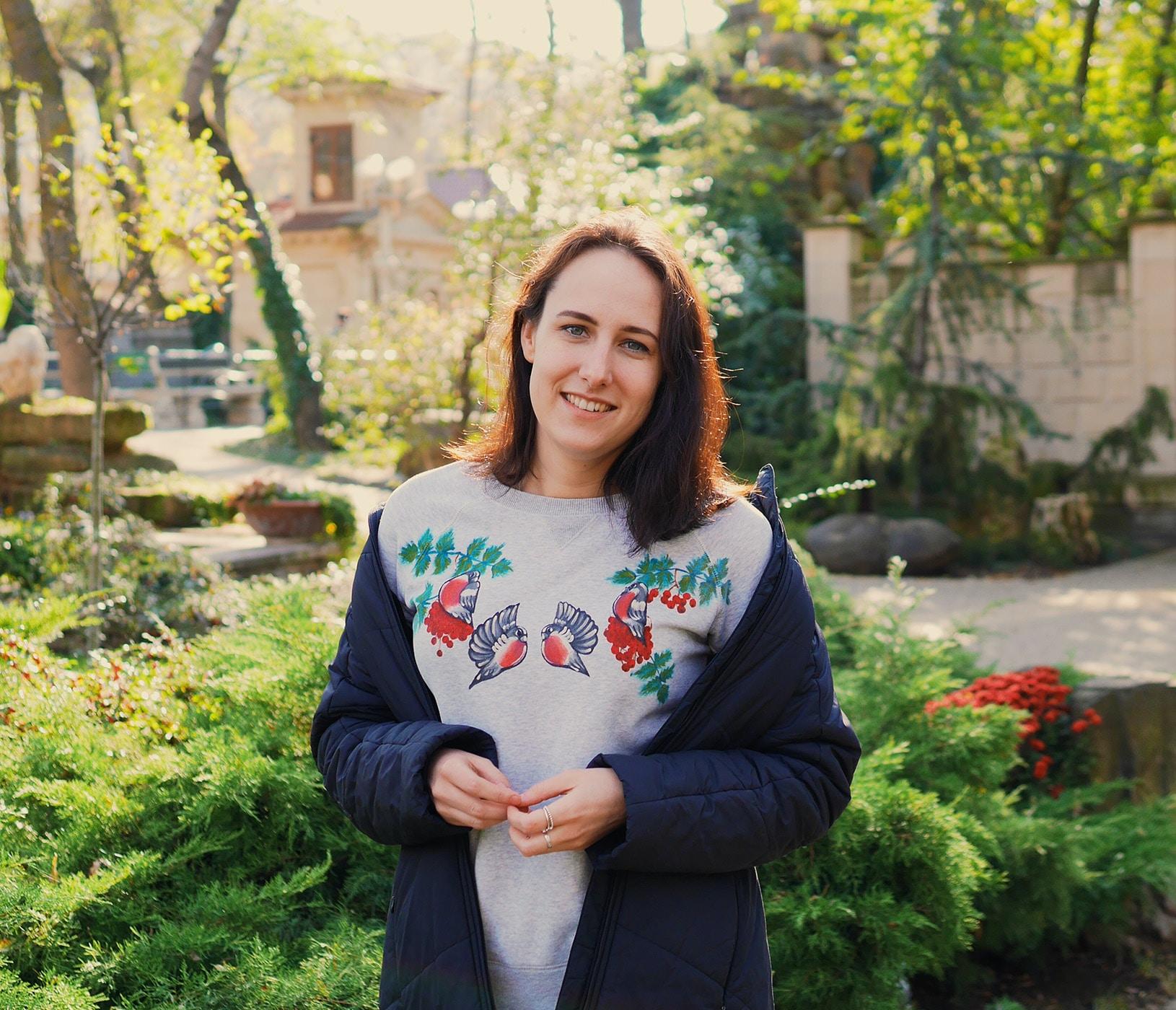 Go to Ana Ovsyannikova's profile