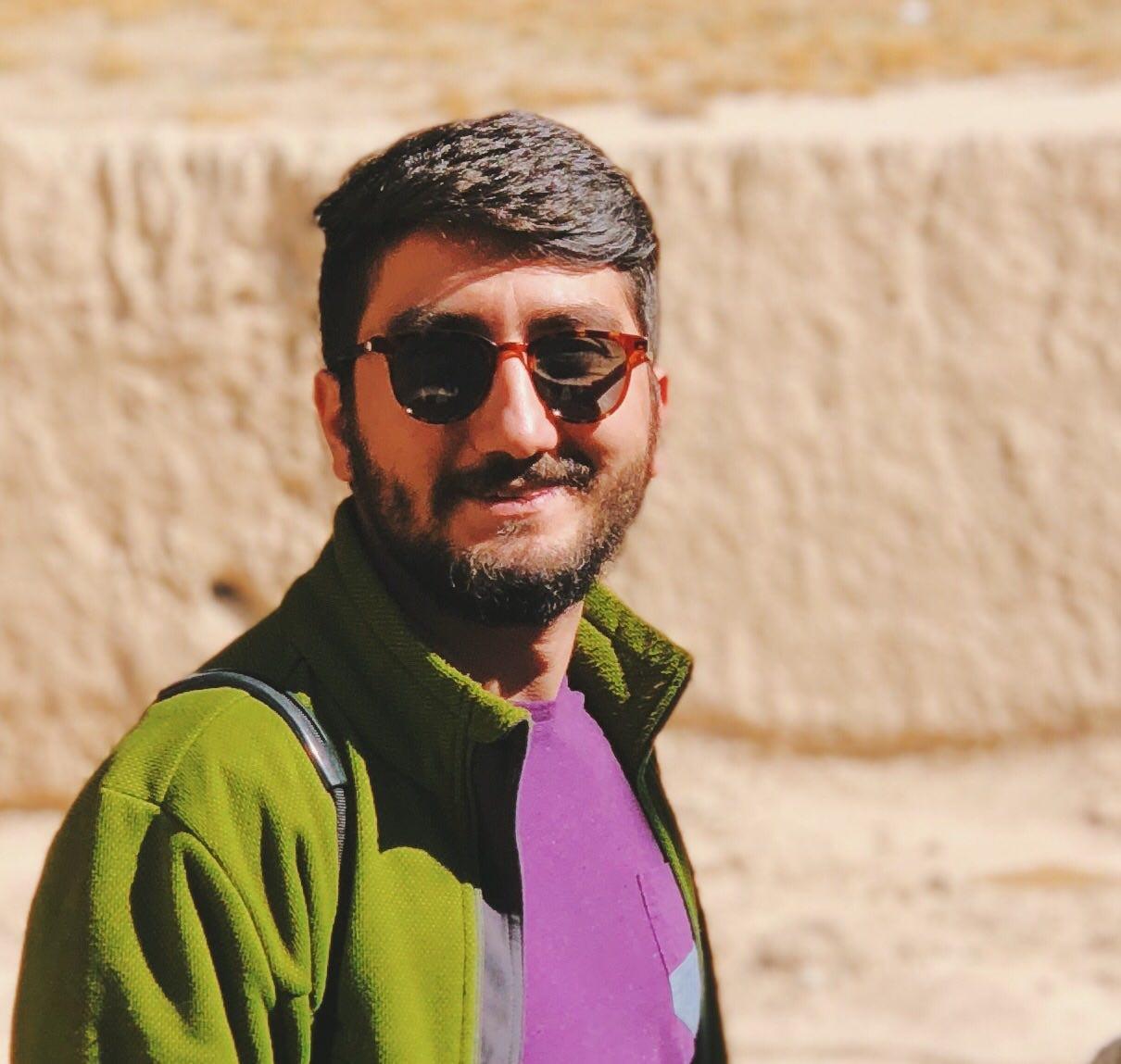 Go to Ramin Khatibi's profile