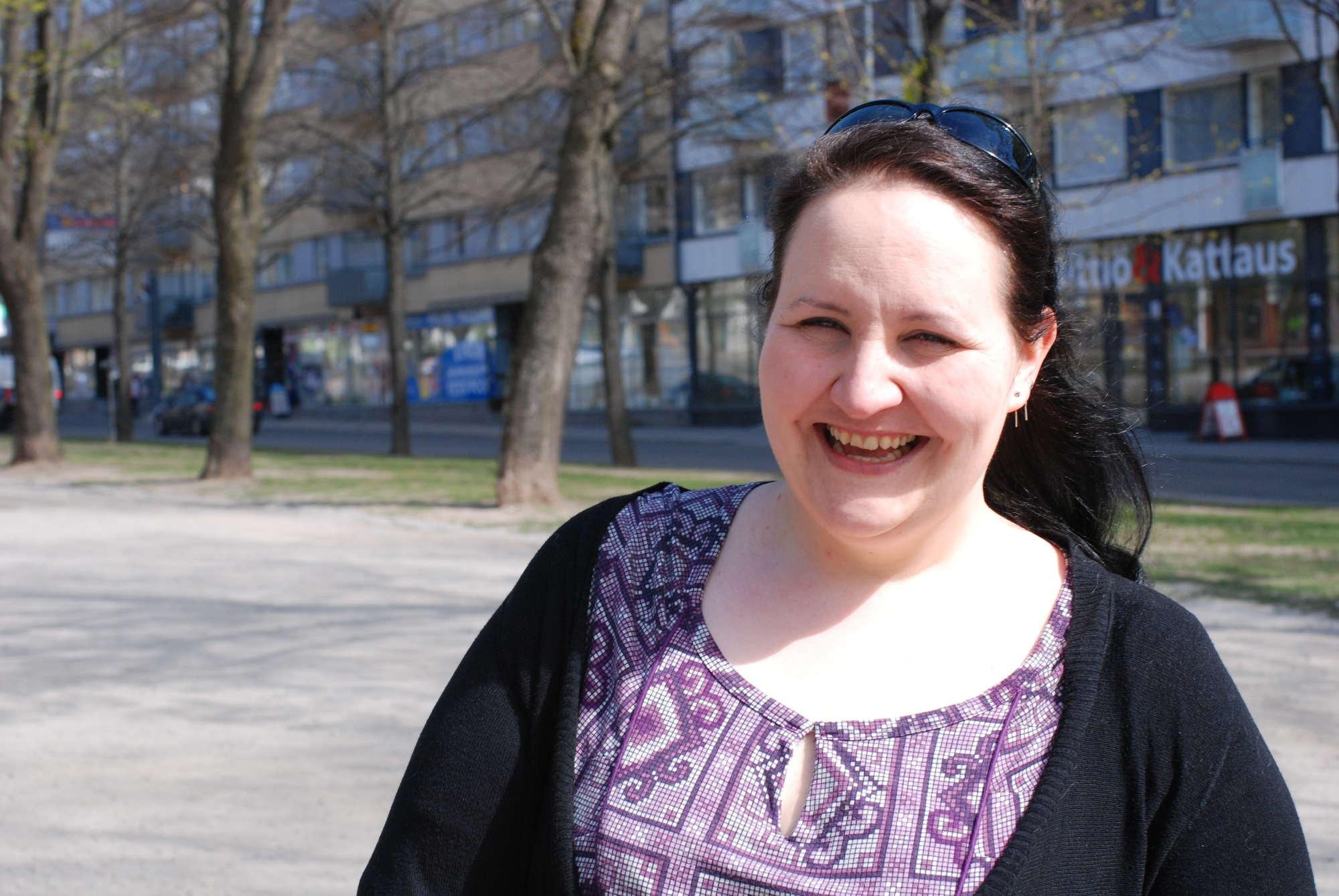 Go to Eeva Lamminen's profile