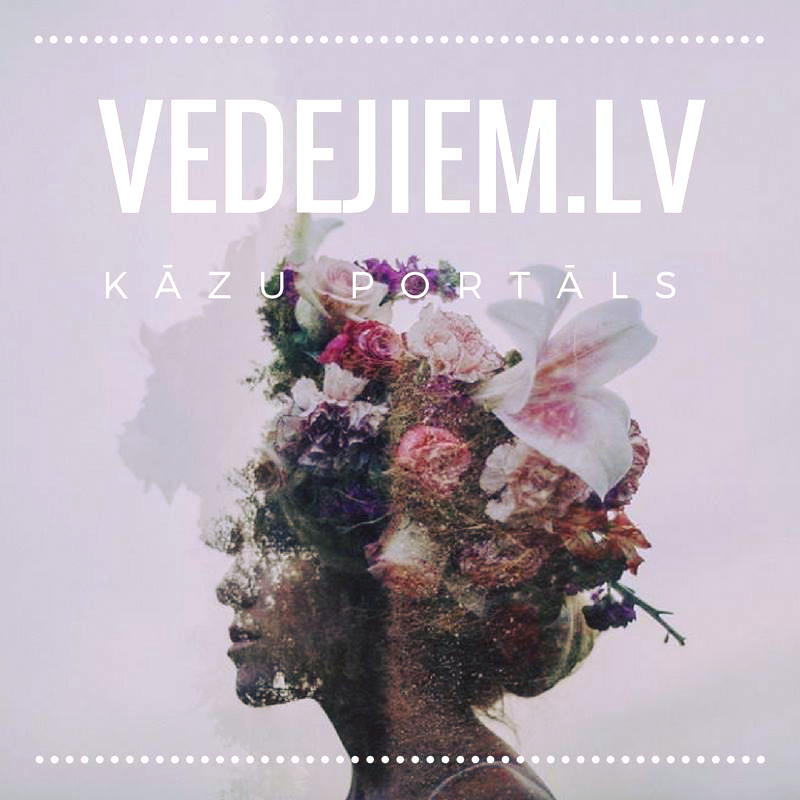 Go to Vedejiem.lv Kāzu portāls's profile
