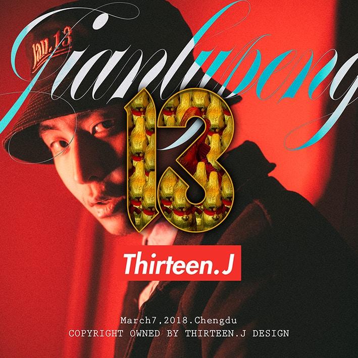 Avatar of user Thirteen .J