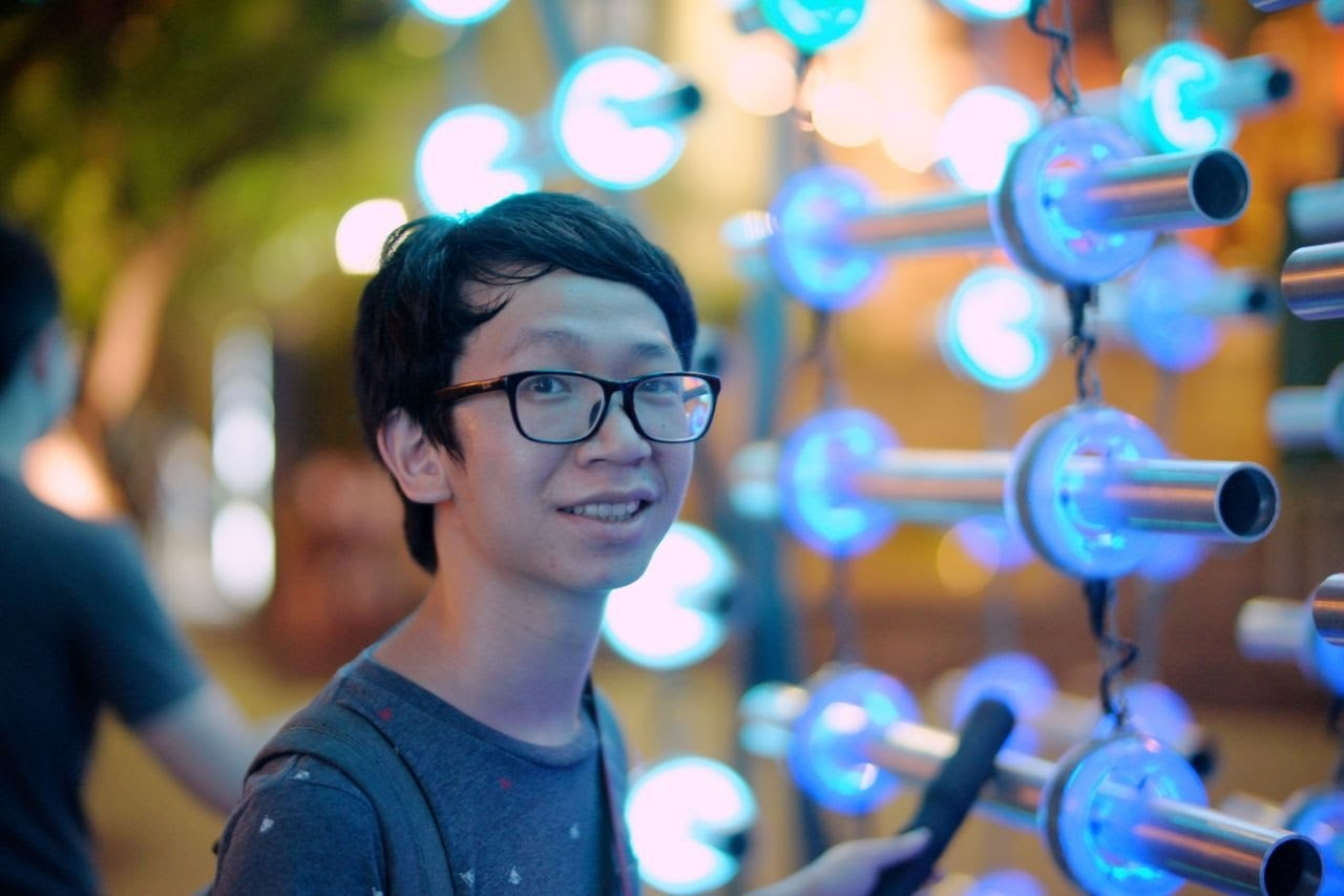 Avatar of user Zhu Liang