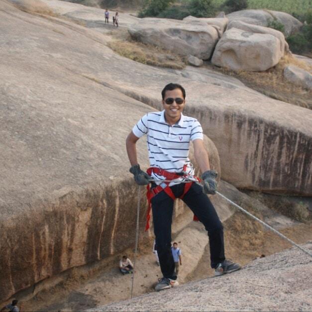 Go to Mayur Agravat's profile