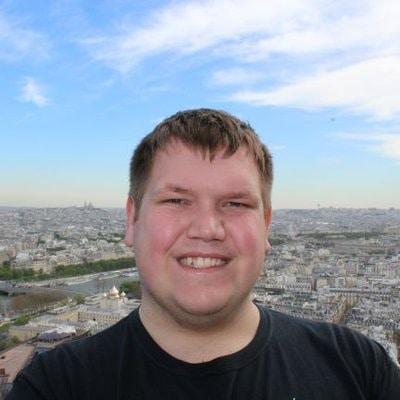 Avatar of user Samuel Dedman