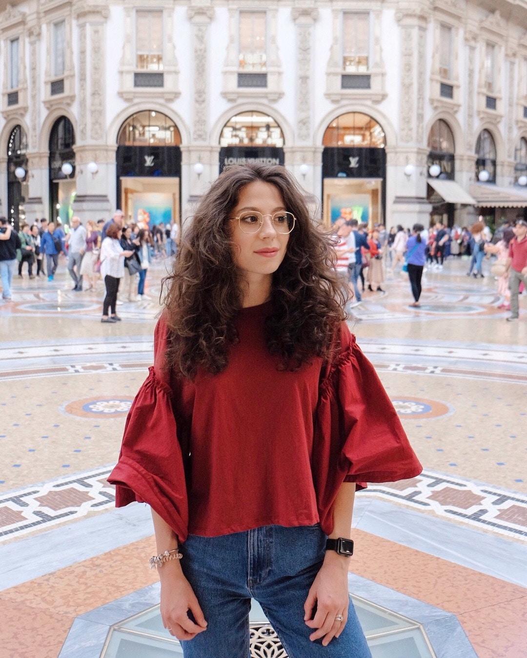 Go to Federica Cristina Zanella's profile
