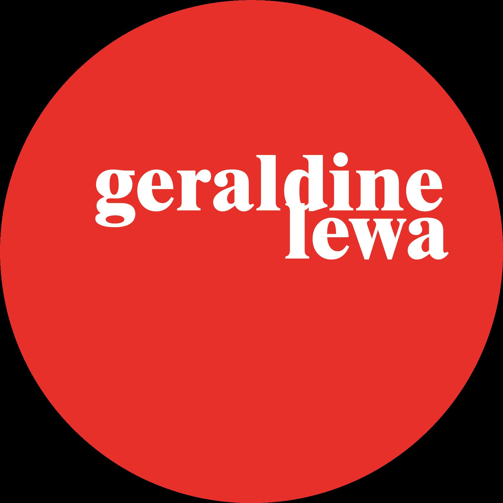 Go to Geraldine Lewa's profile