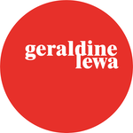 Avatar of user Geraldine Lewa