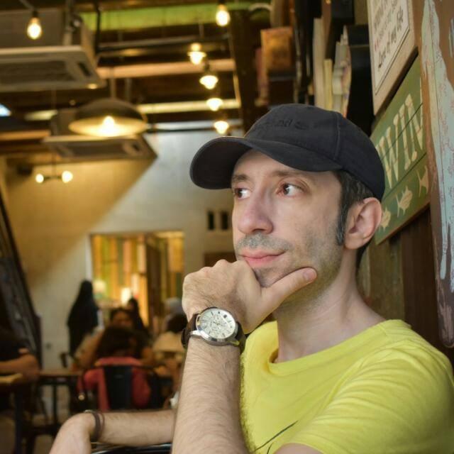 Avatar of user Mohammad MalekMakan