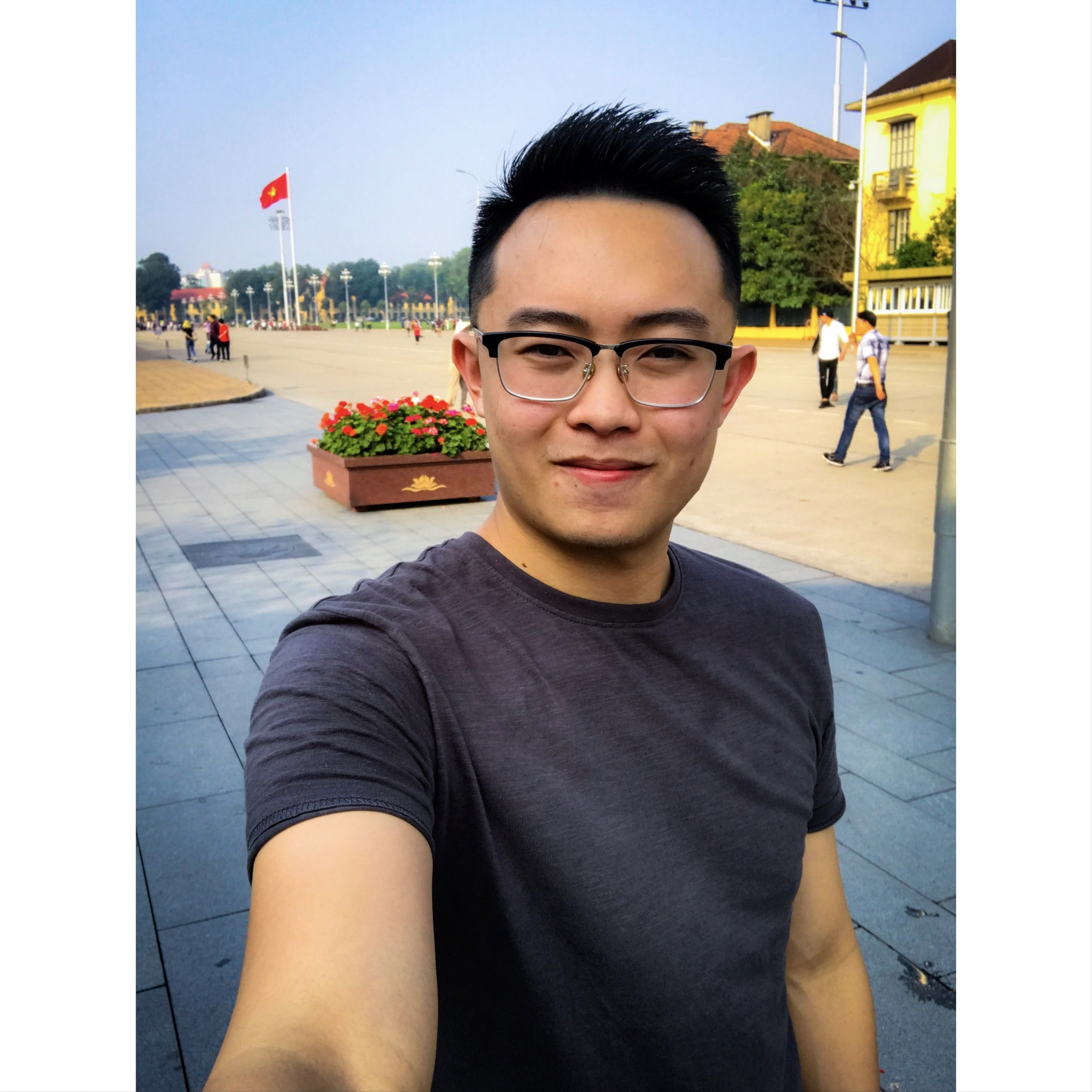 Go to Leon Wong's profile