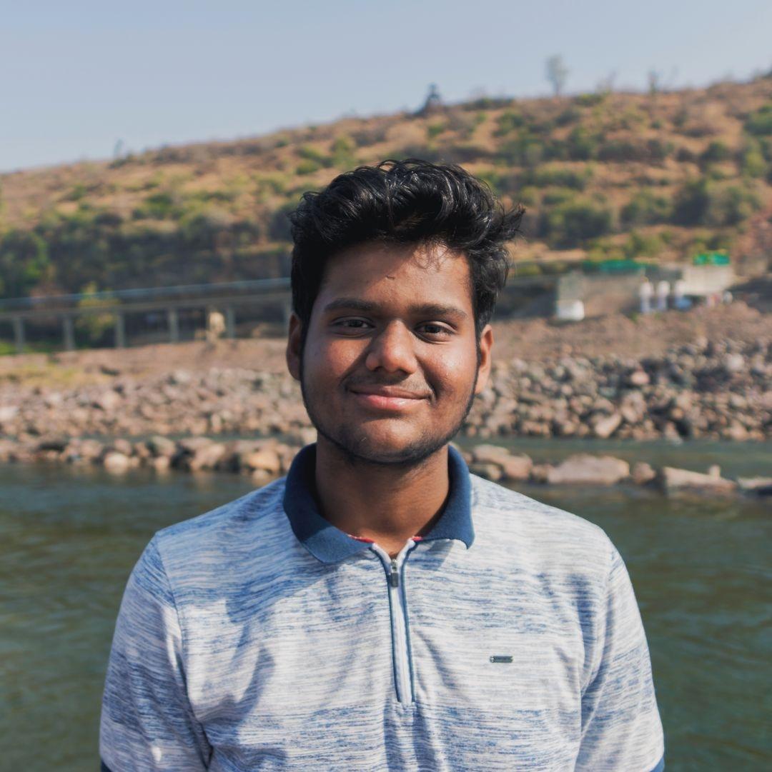 Avatar of user Aneesh Nema