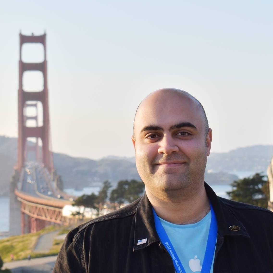 Avatar of user Omar Albeik