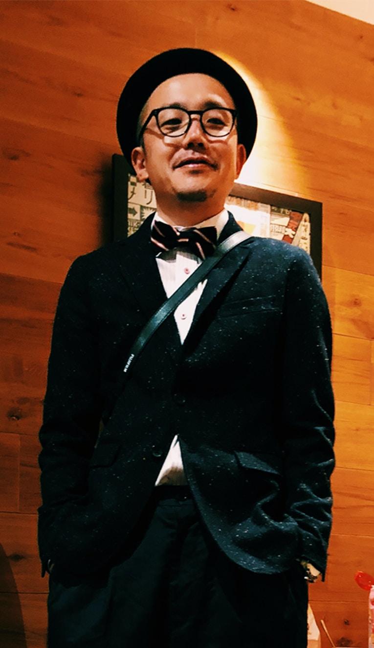 Avatar of user Dai Yoshinaga