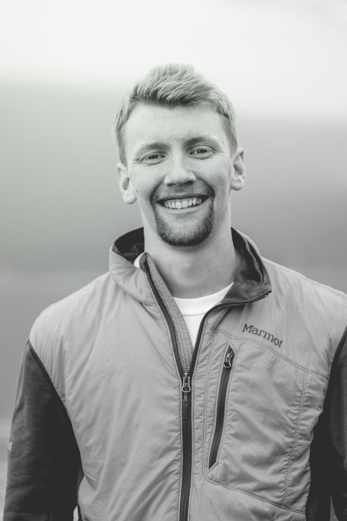 Avatar of user Aaron Benson