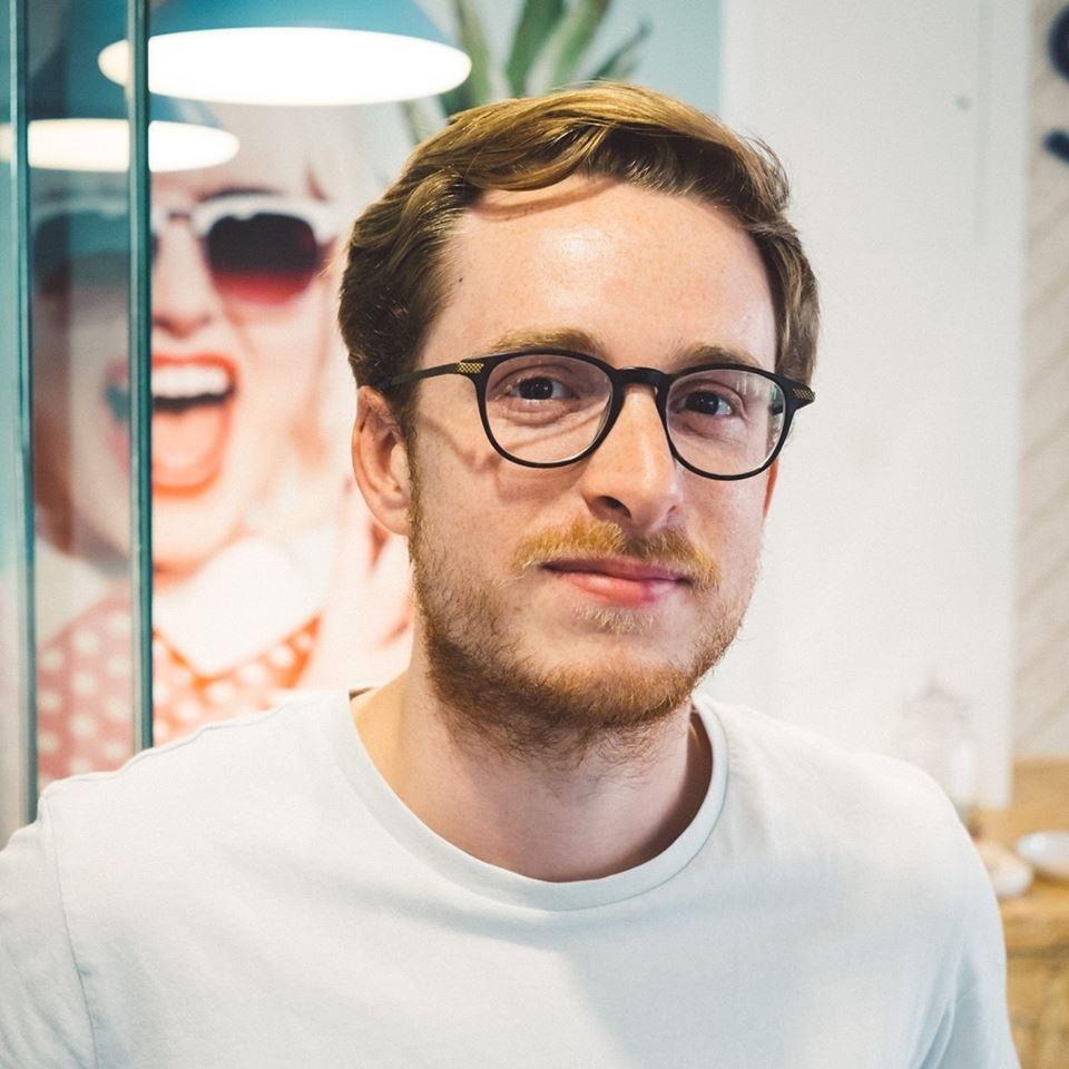 Avatar of user Luc Tribolet