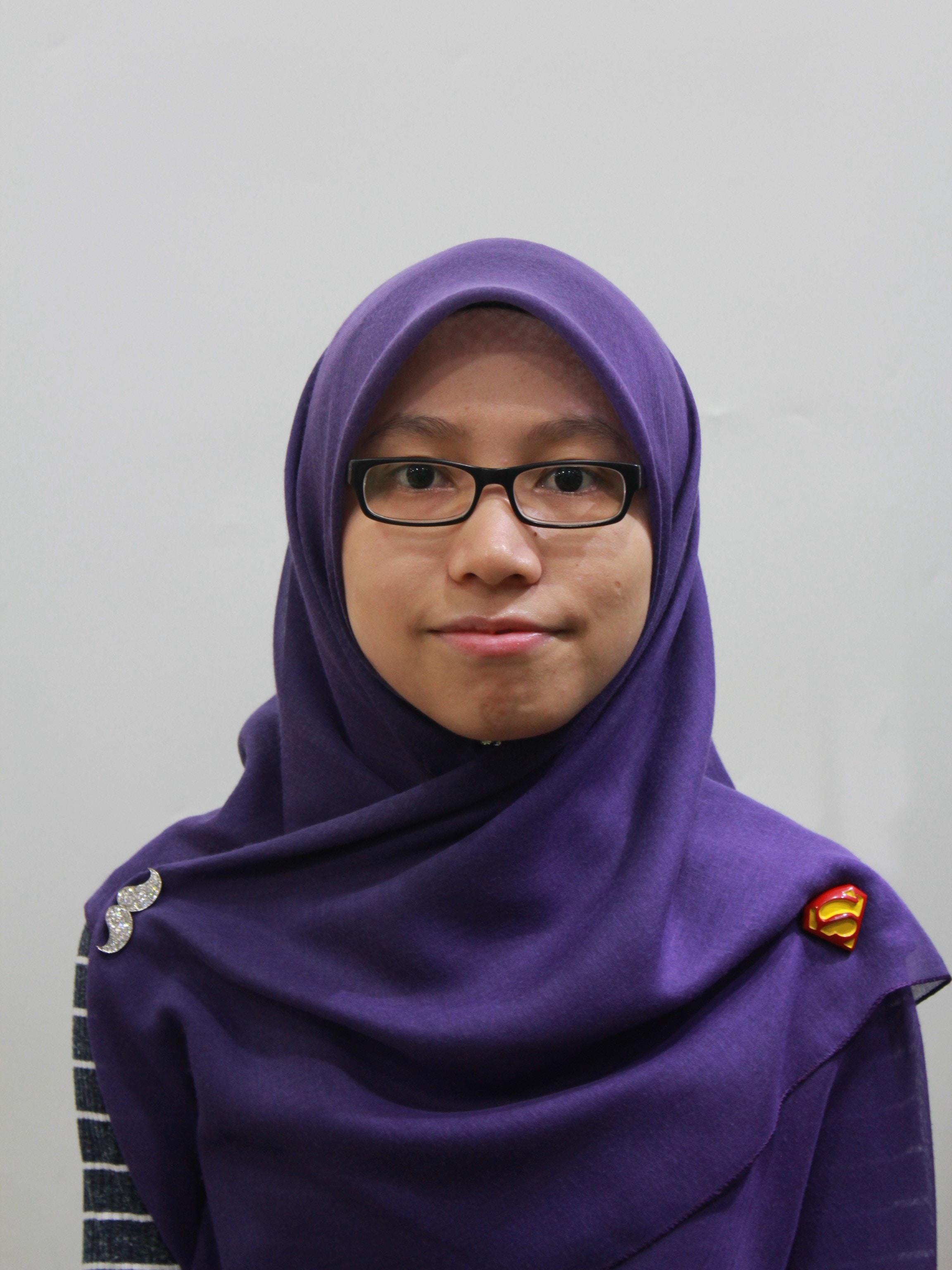 Go to Siti Rahmanah Mat Daud's profile