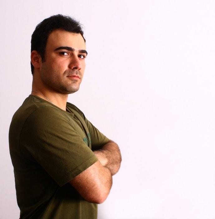 Avatar of user Sasan Moradi