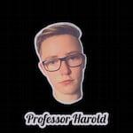 Avatar of user Professor Harold