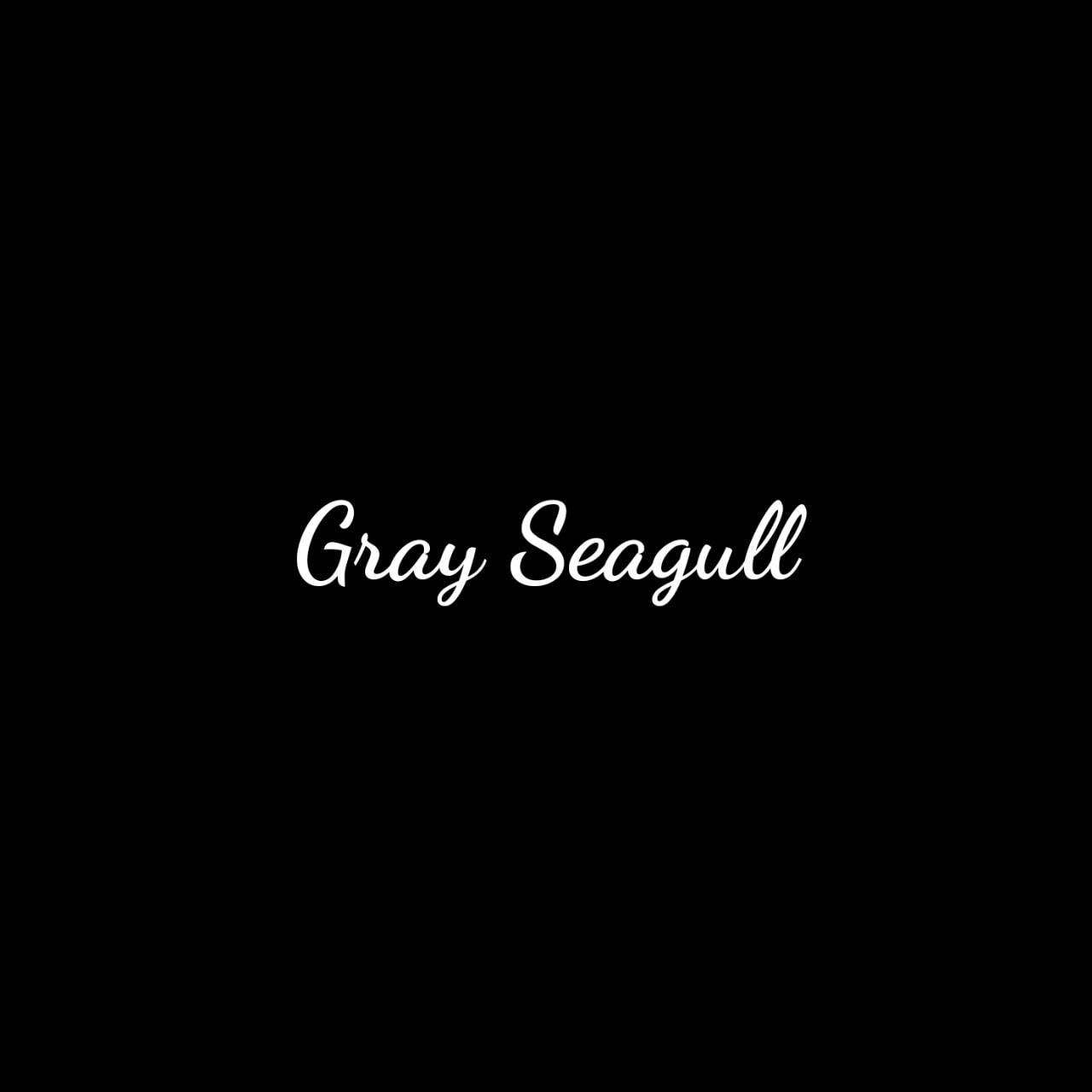 Go to Gray Seagull's profile