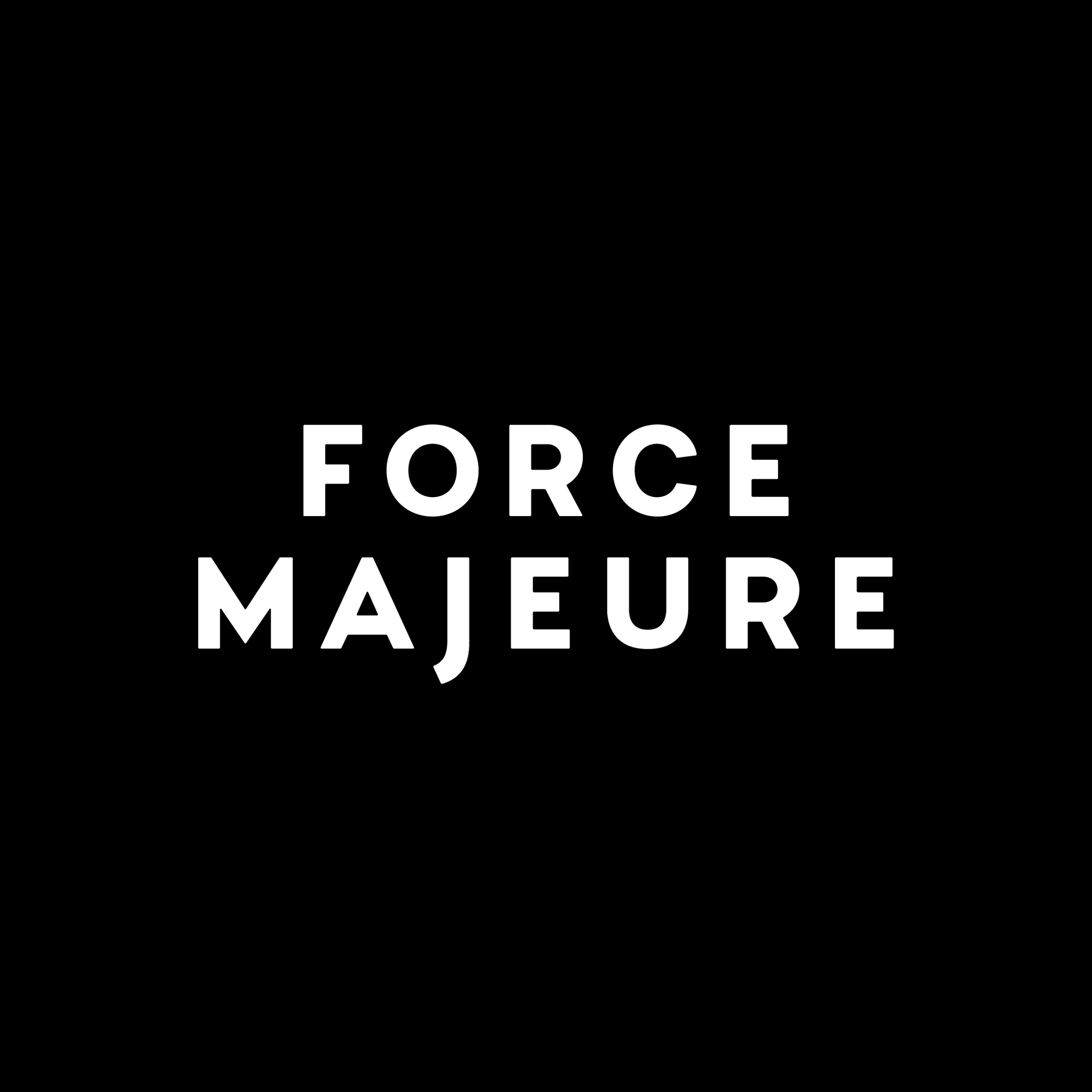 Avatar of user Force Majeure