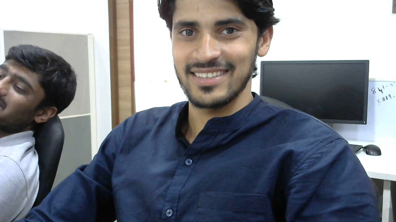 Go to Tufail Mohammed's profile