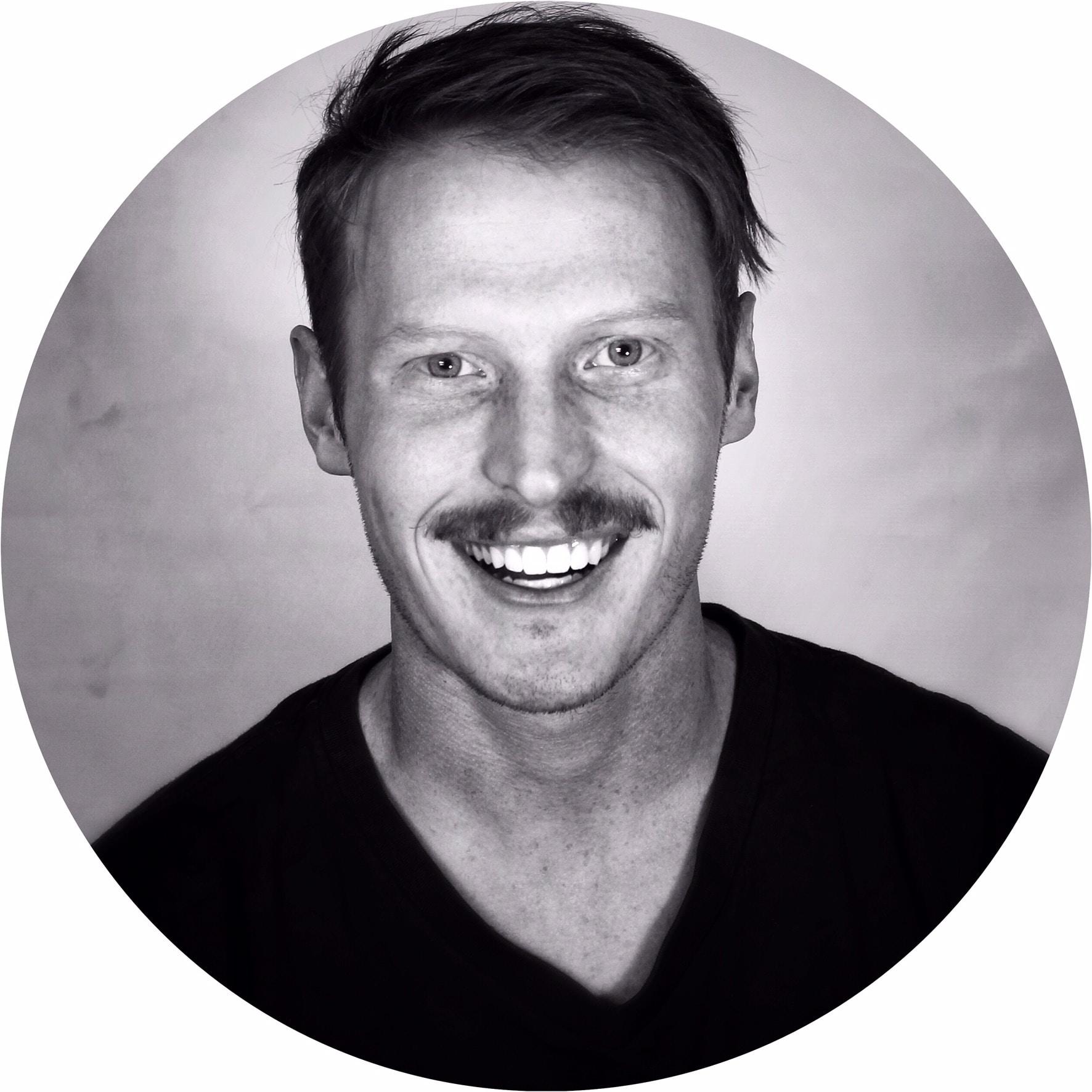 Avatar of user Brett Harrison