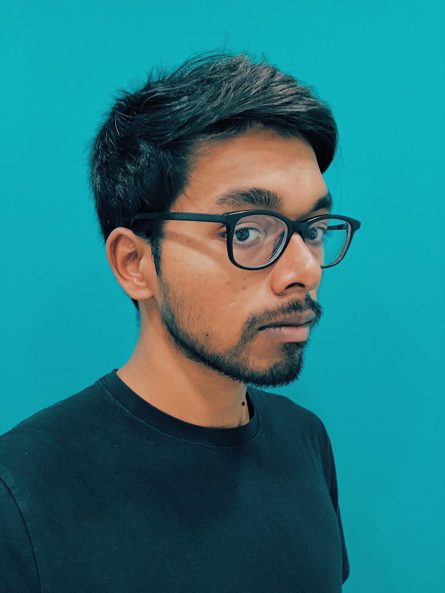 Go to Saransh Sinha's profile
