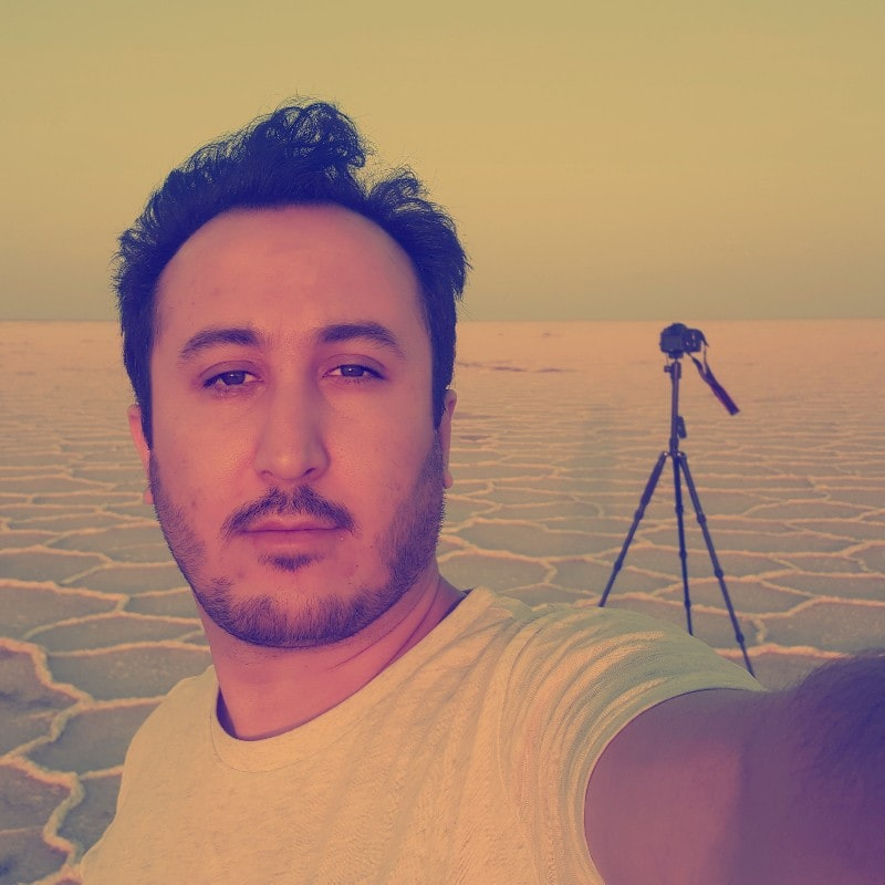 Avatar of user Hasan Almasi