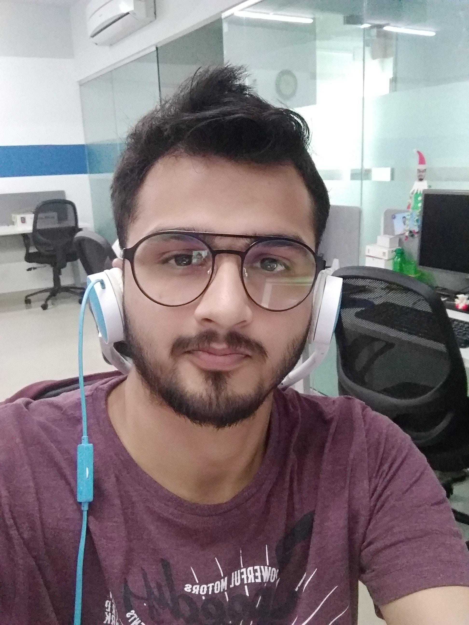 Go to Chintan Chavda's profile