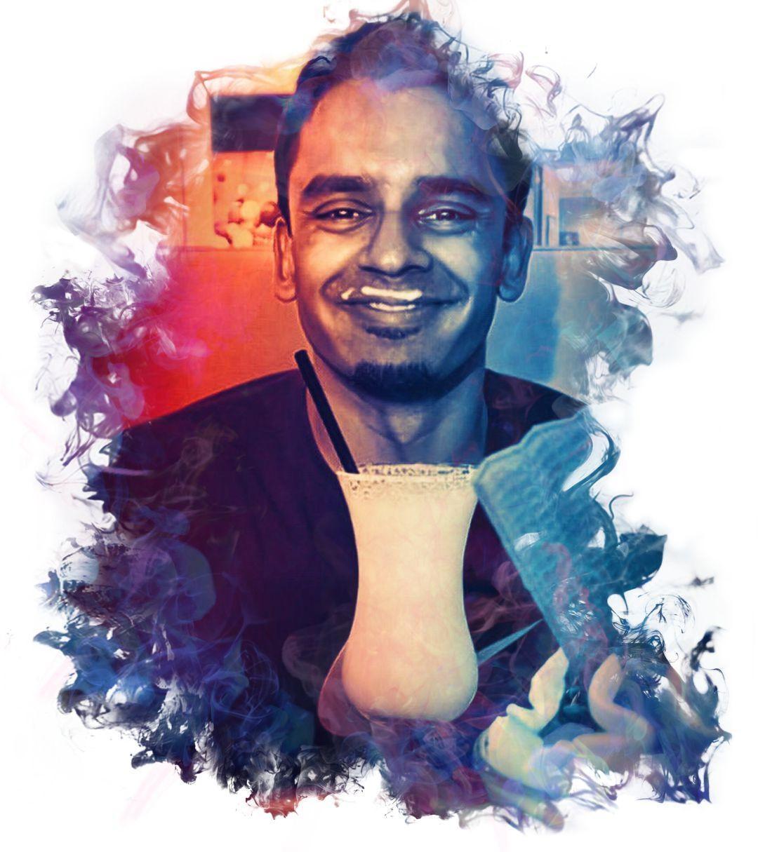 Avatar of user Ananthan Loggi