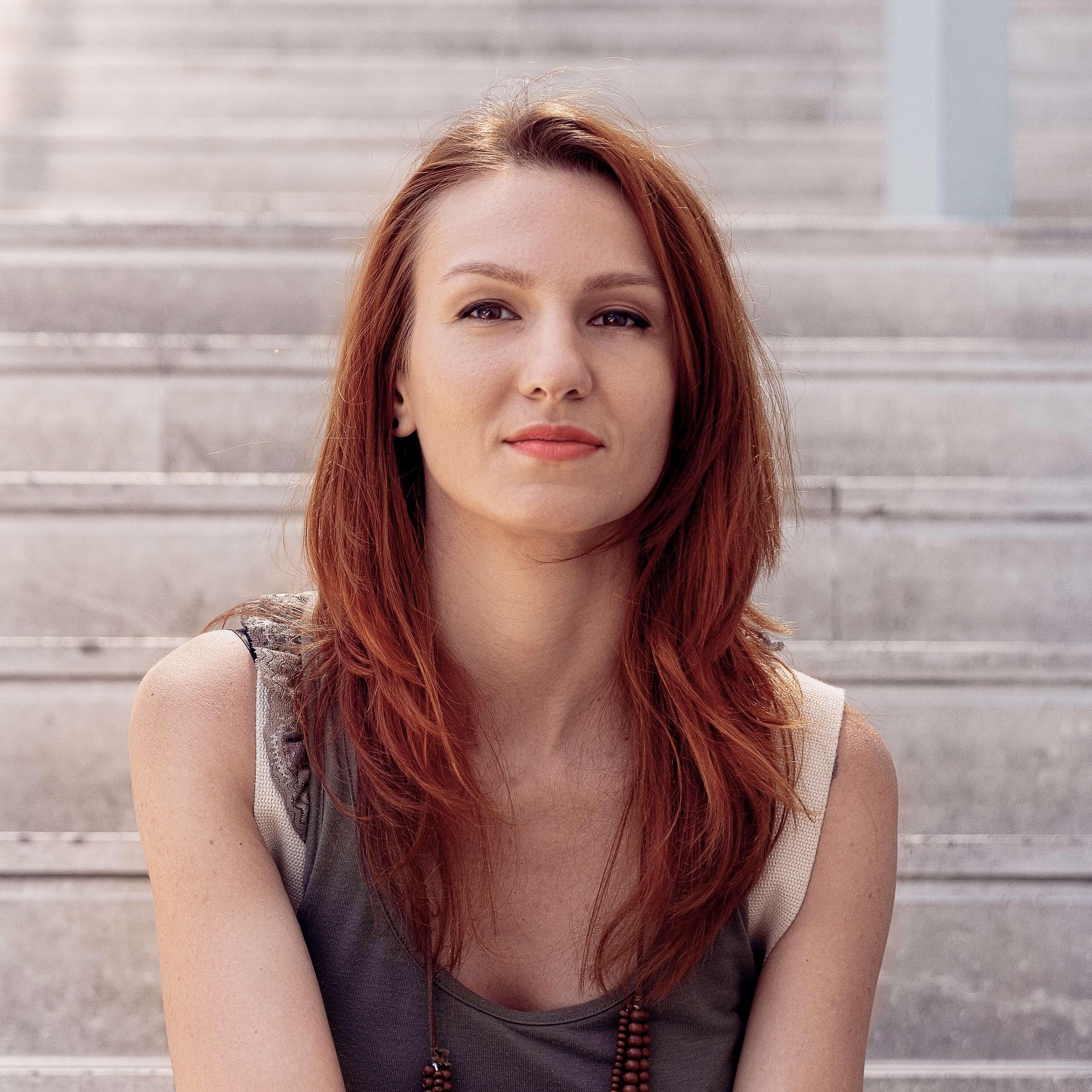 Avatar of user Andreea Popa