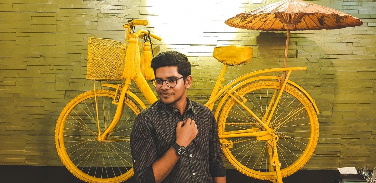 Go to Avinash Arunachalam A M's profile