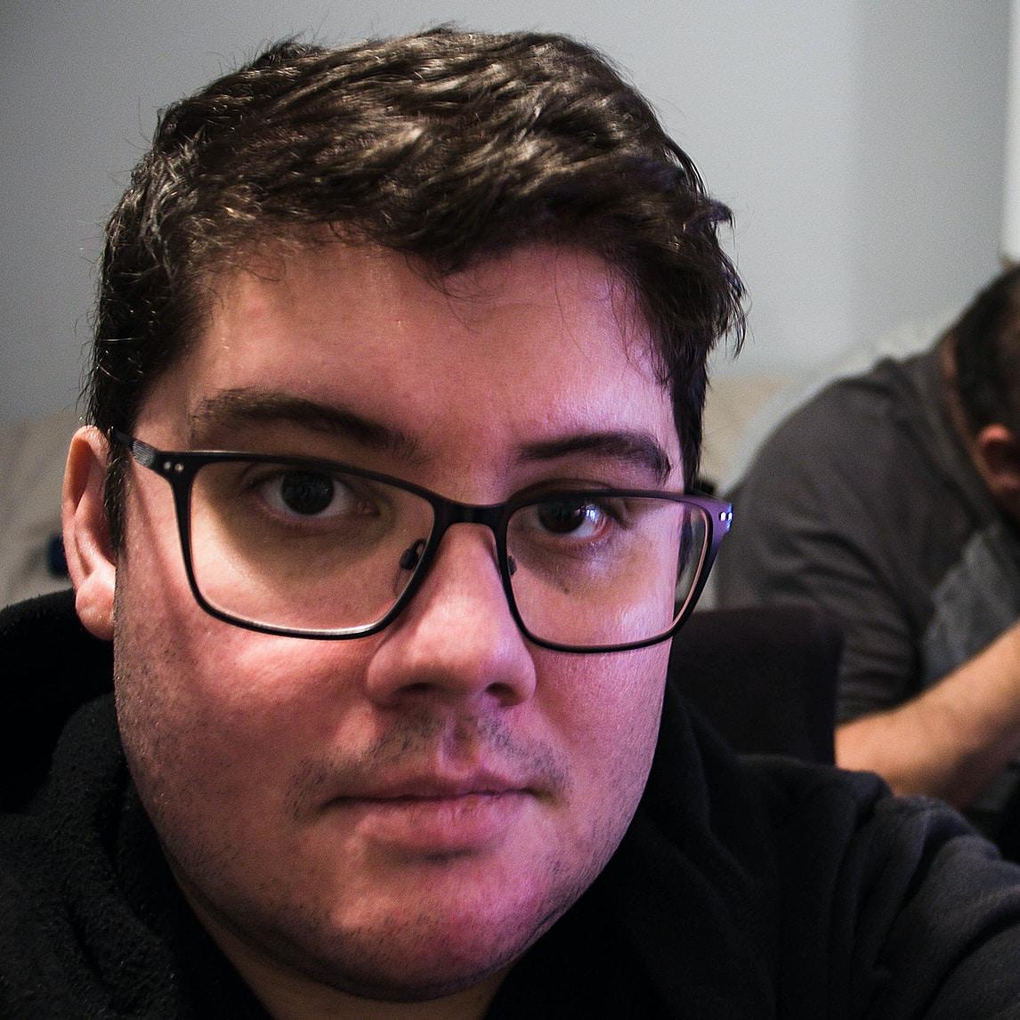 Avatar of user Paul Jeffrey